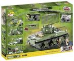 Cobi 2464 Tank M4A1 Sherman - Small Army