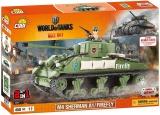 Cobi 3007 World of Tanks Sherman A1/Firefly 2 v 1 4