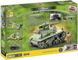 Polský tank 7TP II WW stavebnice Cobi 2456