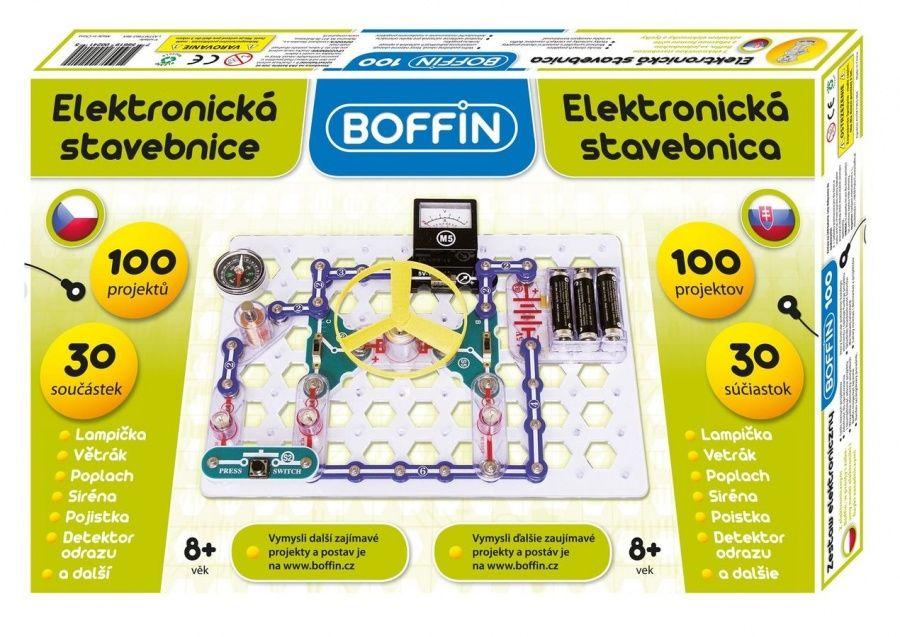 stavebnice Boffin I 100