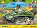 Zvětšit fotografii - Tank 34/76 1942 II WW stavebnice Cobi 2470