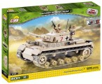 Tank Panzer IV ausf H II WW stavebnice Cobi 2451