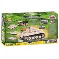 Cobi 2477 II WW Tank Tiger č. 131, 500 k, 3 f