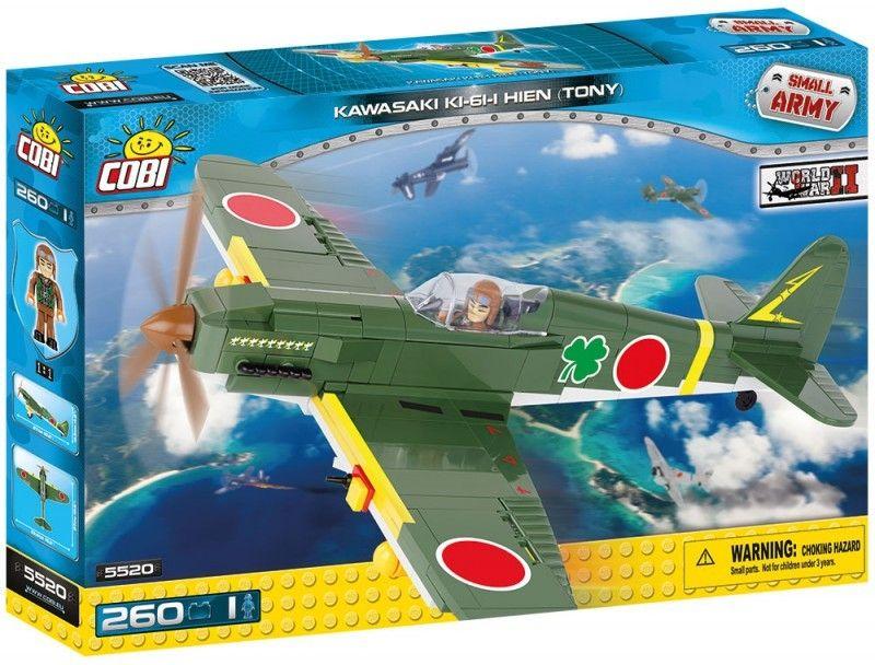 Cobi 5520 Small Army Kawasaki Ki-61-I Hien/Tony