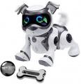 COBI 79408 TEKSTA robotické štěně ovládané hlasem bílo-černá