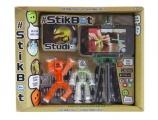 EPline StikBot sada 2 figurky a stativ EP Line