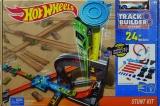 Zvětšit fotografii - Hot Wheels Track builder Dráha pro lišácké kousky