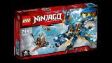 Zvětšit fotografii - Lego Ninjago 70602 Jayův drak blesku