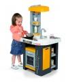 SMOBY 311000 elektronická kuchyňka Studio Tefal žlutá se zvuky