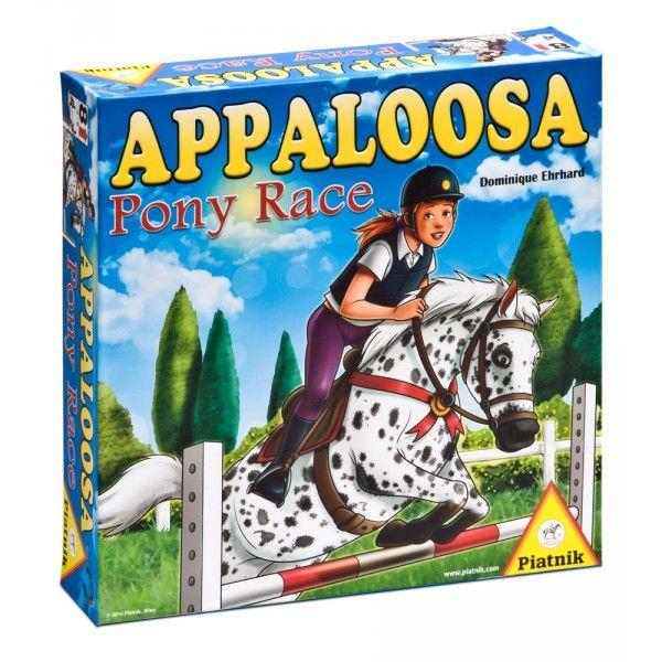 Piatnik Appaloosa: Pony Race