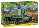 COBI 2490 Small army II WW KV-2 510 k 2 f