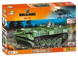 COBI 3023 WORLD OF TANKS Stridsvagn 103 (S-Tank) 515 k 1 f