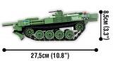COBI 3023 WORLD OF TANKS Stridsvagn 103 (S-Tank) 515 k 1 f