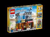 LEGO Creator 31050 Občerstvení na rohu