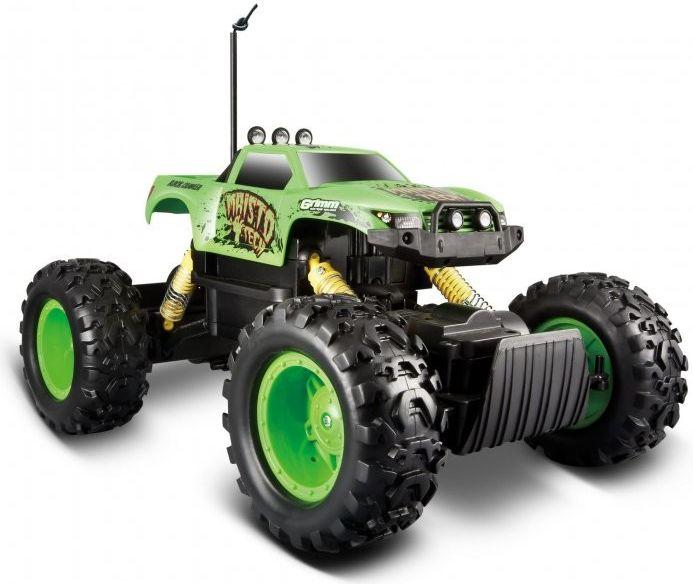 MAISTO RC Auto Rock Crawler 81152 na dálkové ovládání ZELENÉ