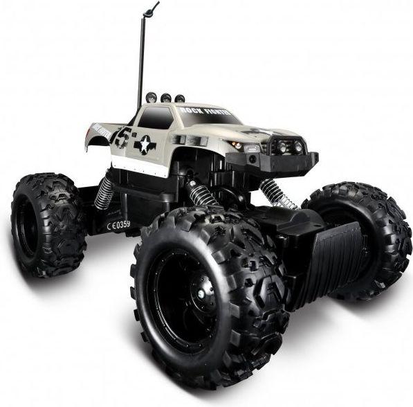 MAISTO RC Auto Rock Crawler 81152 na dálkové ovládání ŠEDÝ