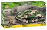 Cobi 2480 II WW PzKpfw VI Tiger II, 600 k, 3 f NEW