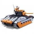 Cobi 2495 SMALL ARMY A12 Matilda 510 k 1 f