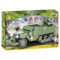 Cobi 2499 SMALL ARMY M16 Half-track