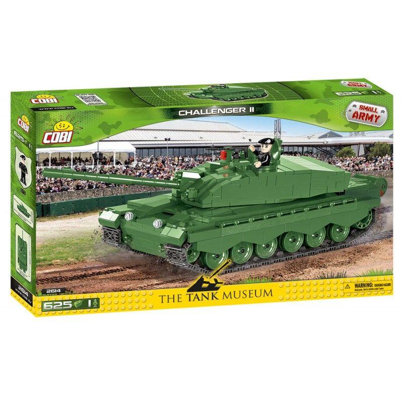 Cobi 2614 Small Army Tank Challenger II
