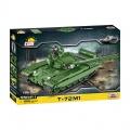 COBI 2615 Small Army Hlavní bojový sovětský tank T-72M1