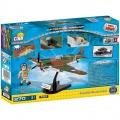 Cobi 5527 SMALL ARMY - II WW Curtis P-40B Tomahawk 270 k, 1 f