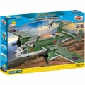 Cobi 5530 SMALL ARMY – II WW B-25 Mk II Mitchell, 500 k, 2 f