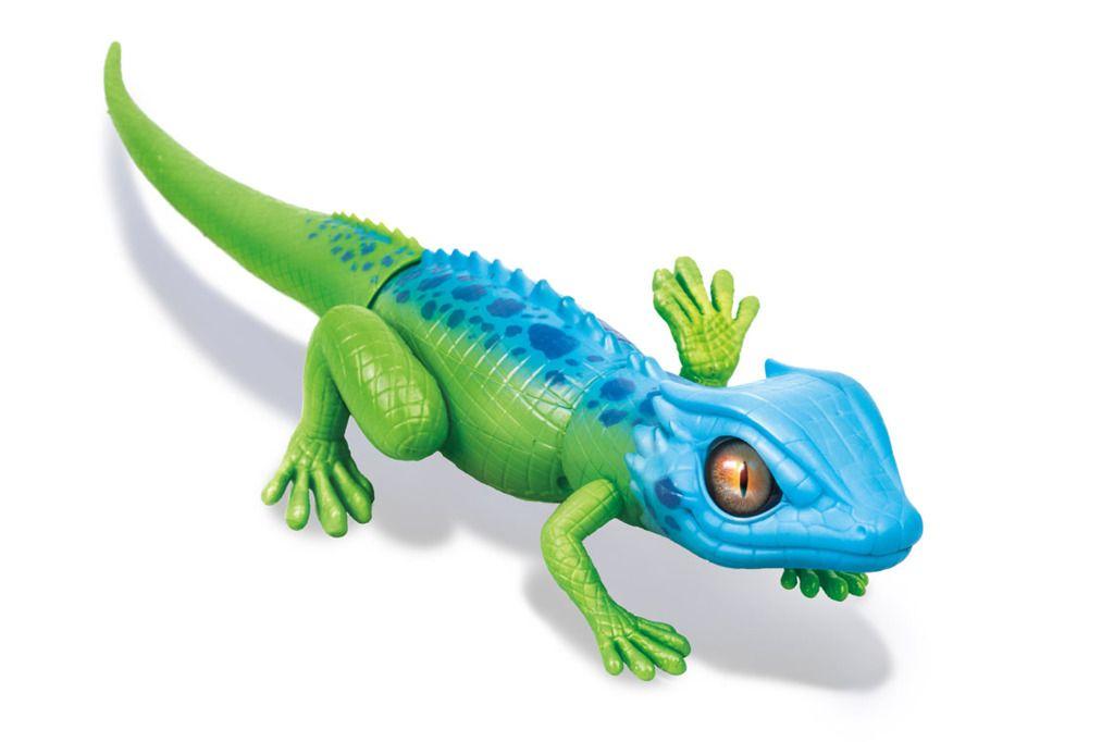 EP Line Robo Alive Ještěrka zelená All Toys