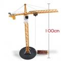 MaDe RC Věžový jeřáb na dálkové ovládání, 100cm 1:20 2,4Ghz