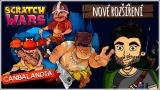 Notre Game Scratch Wars Canbalandia Booster