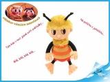 Mikro Trading ČMELDA Včelí medvídek česky zpívající 26 cm