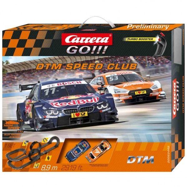 Carrera GO 62448 DTM Speed Club 8,9 m