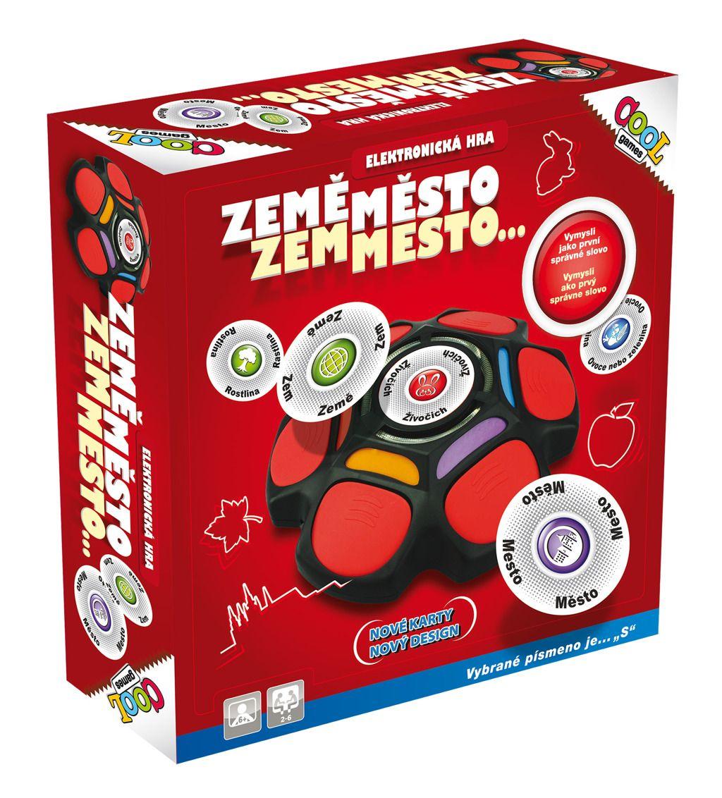 Ep Line Cool Games Země město,...! nový design