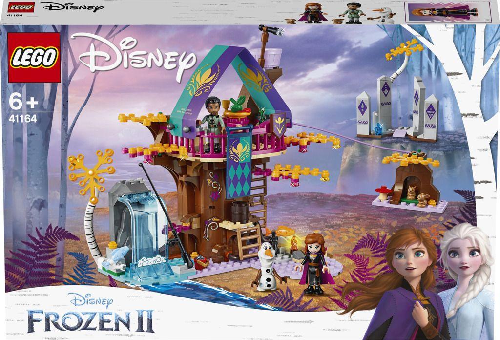 LEGO Disney 41164 Kouzelný domek na stromě - Frozen 2