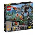 Lego Super Heroes 76117 Souboj robotů Batmana a Poison Ivy