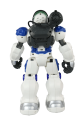 MaDe Robot policejní Guliver na IR dálkové ovládání