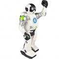 MaDe Robot Zigybot Zigy druhá generace s funkcí rozpoznání hlasu a funkcí času