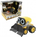MaDe WowWee Interaktivní robot Joe Plow 15cm s příslušenstvím (stavební robot)