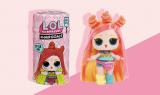 MGA L.O.L. Surprise Hairgoals Panenka s opravdovými vlasy série 2