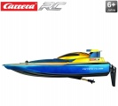 R/C LOĎ CARRERA RACE BOAT 2.4GHZ BLUE