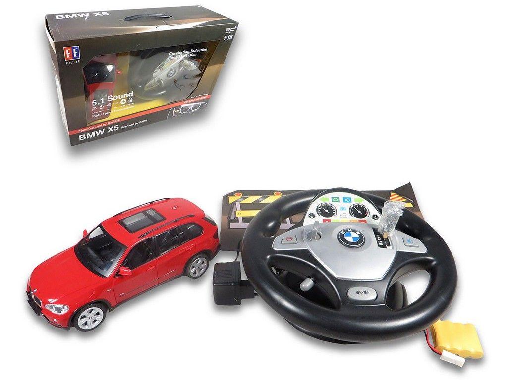 RC auto BMW na ovládání New Bright