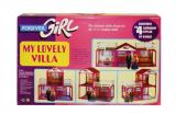 Velký domeček pro panenky My Lovely Villa Dream House - Forever Girl